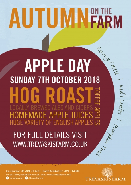 Apple Day - 7th October 2018