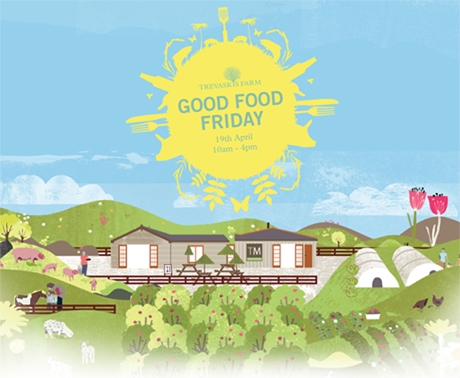 19th April is our Good Food Friday event!